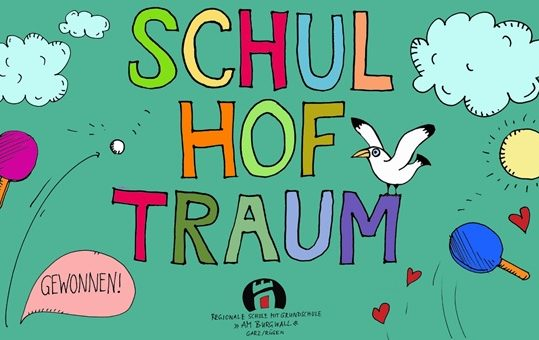 Aktion 99 Funken – Schulhoftraum